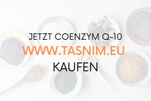 Coenzym Q-10 auf www.tasnim.eu kaufen